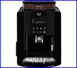 Krups EA817040 NEW Coffee Machine Bean to Cup Digital Espresso Maker 1.7L Black