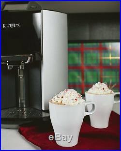 Krups EA9010 Barista One-Touch Auto Espresso Cappuccino Coffee Machine Maker
