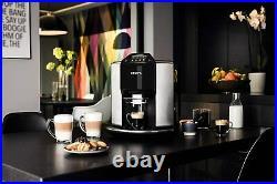 Krups EA907D40 Bean to Cup Coffee Machine Espresso Maker Barista 1.7L Silver