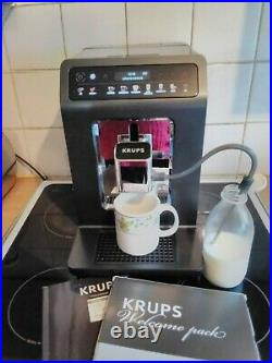 Krups Evidence One bean to cup coffee maker machine