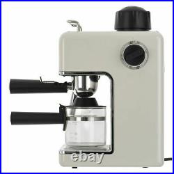 LIVIVO Professional Espresso Coffee Machine Cappuccino Latte Maker Barista Stand