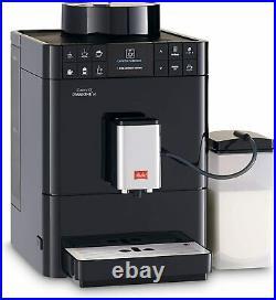 Melitta Passione OT Coffee Machine One Touch Espresso Bean to Cup Maker, Black