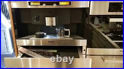 Miele CVA2660 Built-in coffee machine with cappuccino maker