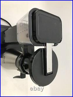 Moccamaster KBT Manual-Adjust Drip-Stop 40oz Coffee Maker Black