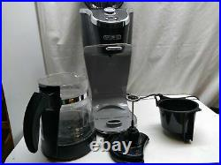 Mr Coffee Cafe Latte Maker & Frother Coffee Hot Chocolate Machine with Carafe