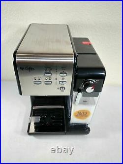 Mr. Coffee One-Touch CoffeeHouse Espresso Maker and Cappuccino Machine