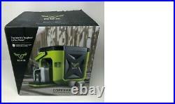 NEW OXX COFFEEBOXX Green Single-Serve Coffee Maker (Model # CBK250G) 2447308
