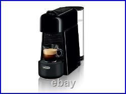 Nespresso Essenza Plus Delonghi Espresso Machine Coffee Maker EN200BCA Black Pod