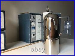 Oliver Hemming Nio Art Deco Coffee Espresso Maker Rare Retro BNIB