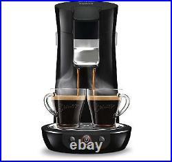 Philips Coffee Pod Machine Black Senseo Espresso Maker 0.9L Intensity Select