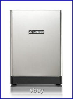 Rancilio Silvia V5 Coffee Machine & Eureka Silenzio Grinder Espresso Combo Set