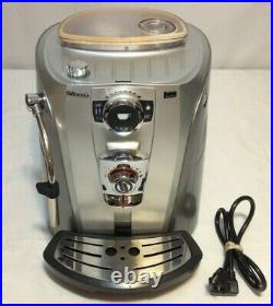 SAECO Talea Giro Plus Grinder Frother Espresso Coffee Maker Tested to Work