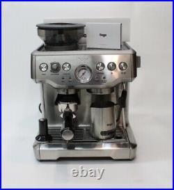 Sage Barista Express Espresso Maker Coffee Machine BES870 Silver