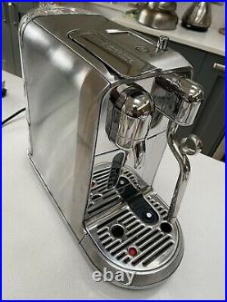 Sage Nespresso Creatista Plus Coffee Maker with Steam Wand & Over 100 Free Pods