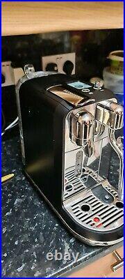 Sage Nespresso Creatista Plus SNE800BTR Coffee Machine Maker Black Truffle