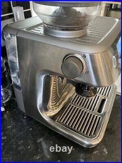 Sage The Barista Pro SES878 Coffee Espresso Maker Machine Silver