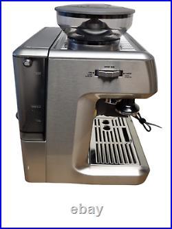 Sage The Barista Touch SES880 Coffee Espresso Maker Machine Silver