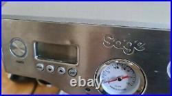 Sage The Dual Boiler Coffee Espresso Machine Maker Silver BES920UK RRP £1200