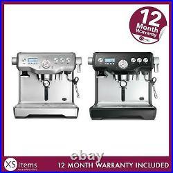 Sage The Dual Boiler Coffee Espresso Maker Machine Black/Silver BES920/SES920