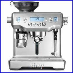 Sage The Oracle Espresso Coffee Maker Machine BES980/SES980 Black/Silver