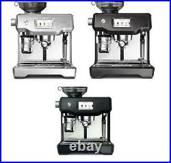 Sage The Oracle Touch SES990 Bean-To-Cup Espresso Coffee Machine Silver/Black