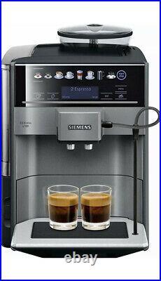 Siemens EQ. 6 Plus TE651209RW Coffee Maker Independent, Machine Espresso, SALE