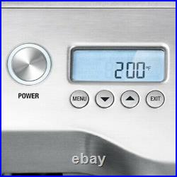 Silver Sage The Dual Boiler Coffee Espresso Machine Maker Silver BES920UK New