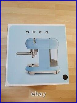 Smeg ECF01 Espresso Machine Black coffee maker