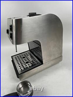 Starbucks Barista Espresso Coffee Maker Machine Stainless Steel Saeco SIN006