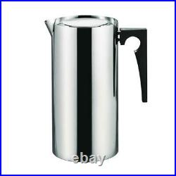 Stelton AJ Press Coffee Maker, for 8 Cups, Accessories, Cylinder Line, 01-3
