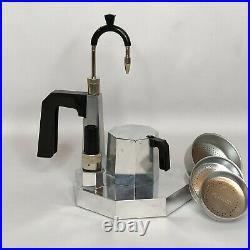 Vintage Termocrem Bialetti Espresso Latte Cappuccino Coffee Maker VERY RARE