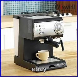 Wiswell Semi Automatic Espresso Machine DL-310 Coffee Maker Milk Steamer